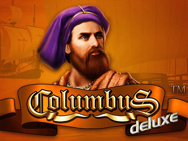 В игровой слот Columbus Deluxe играть онлайн