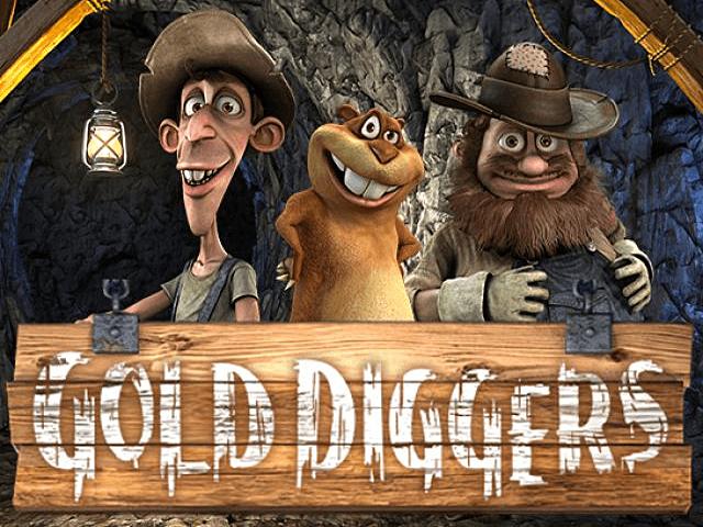 В игровой слот Gold Diggers играть бесплатно