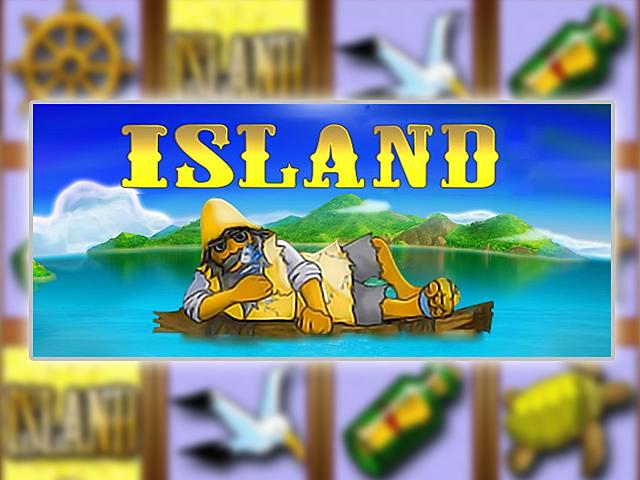 В игровой автомат Island играть онлайн