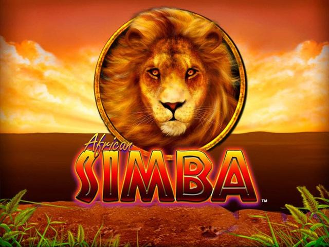 В игровой автомат African Simba играть бесплатно