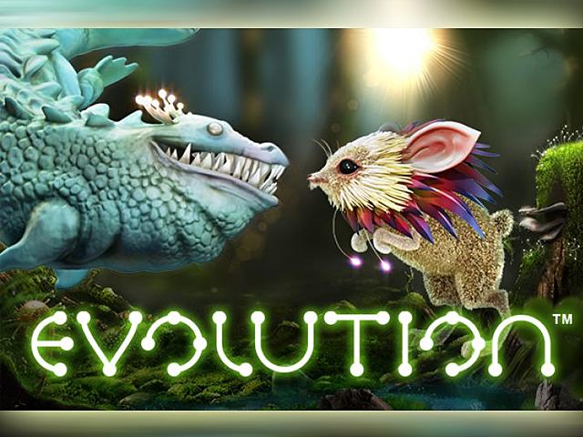 Evolution - GMSlots доступное зеркало полная версия