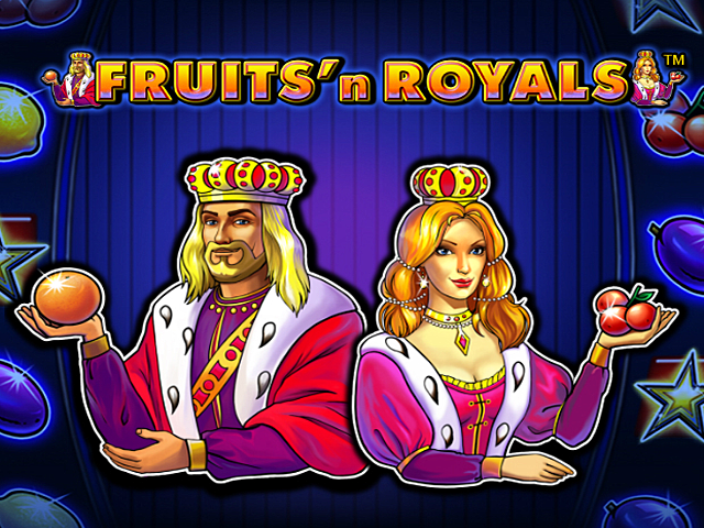 Игровой автомат Фрукты И Короли — играть бесплатно