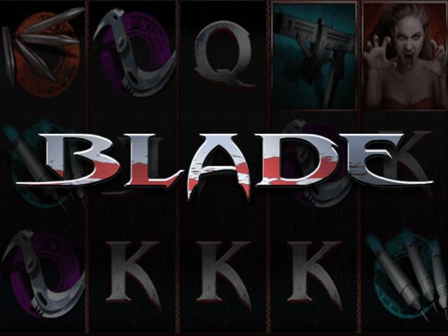 В игровой слот Blade играть бесплатно
