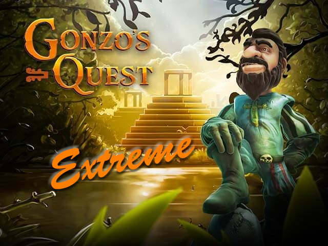 В игровой аппарат Gonzo's Quest Extreme играть бесплатно