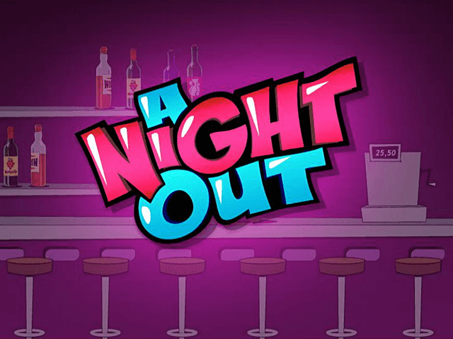 В игровой аппарат A Night Out играть онлайн