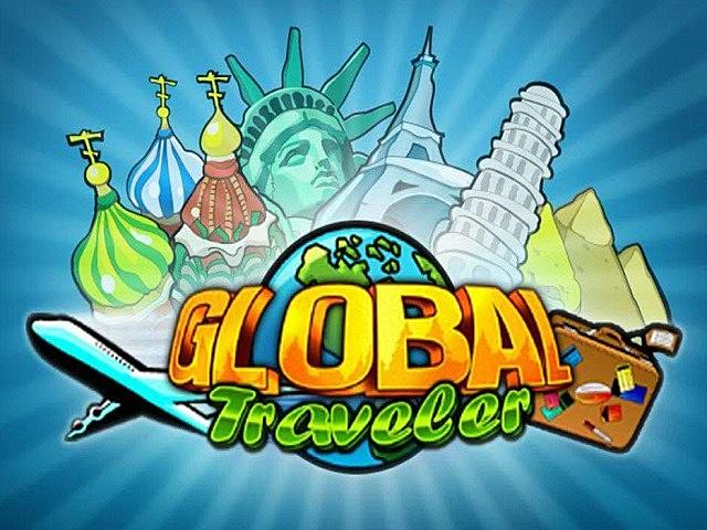 Игровой аппарат Global Traveler — играть онлайн