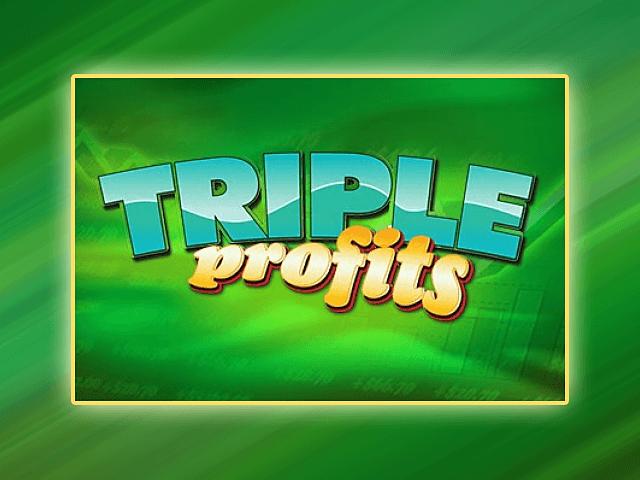 Игровой автомат Triple Profits — играть онлайн