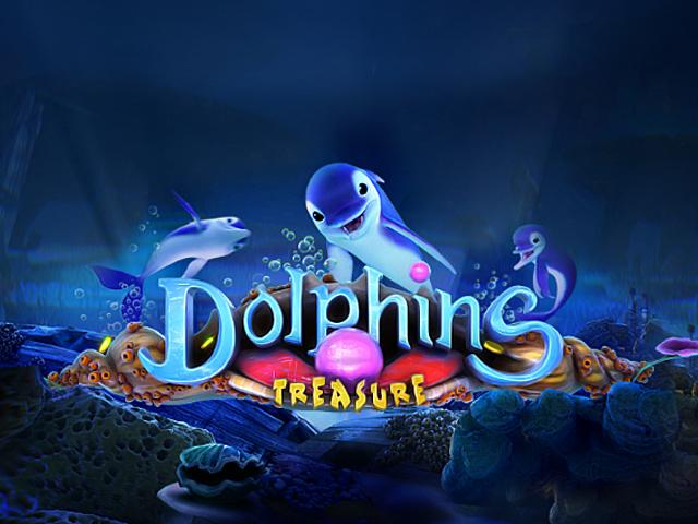 Dolphins Treasure играть онлайн