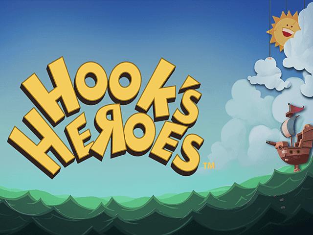 Hook's Heroes - казино GMSlots Deluxe зеркало