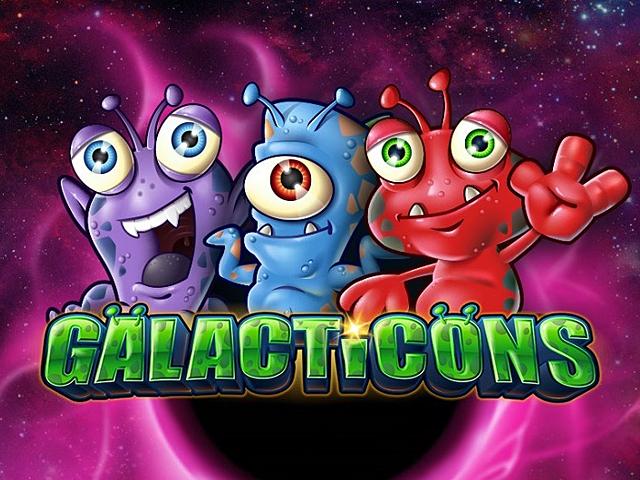 Galacticons - GMSlots играть онлайн на деньги
