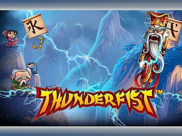 Thunderfist - GMSlots играть