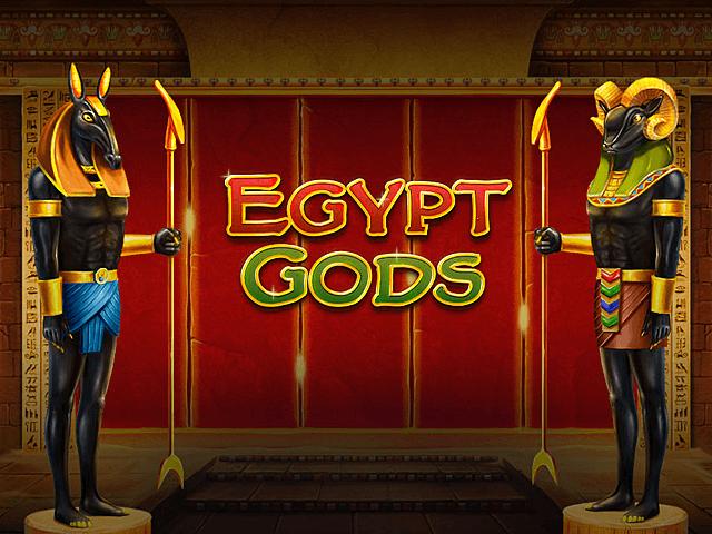 Egypt Gods - игровые автоматы GMSlots Deluxe