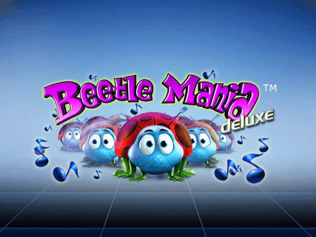 В игровой слот Beetle Mania Deluxe играть онлайн