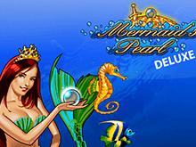 Игровой автомат Mermaid's Pearl Deluxe — играть онлайн