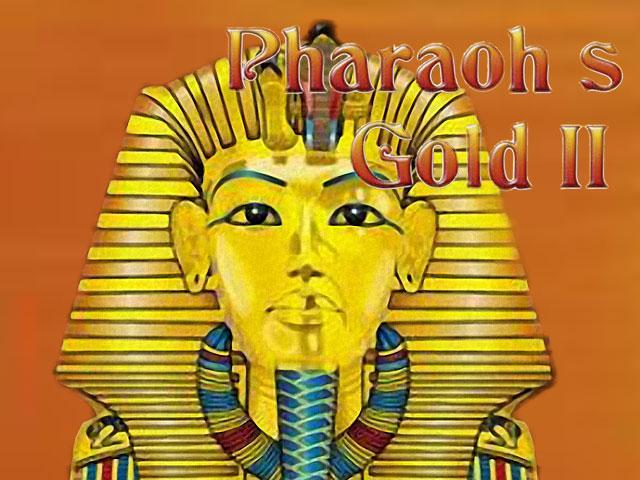 Игровой автомат Pharaohs Gold 2 — играть бесплатно