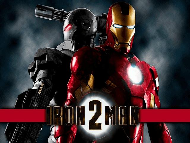 В игровой слот Iron Man 2 играть бесплатно