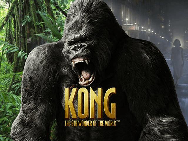 Игровой слот King Kong — играть онлайн