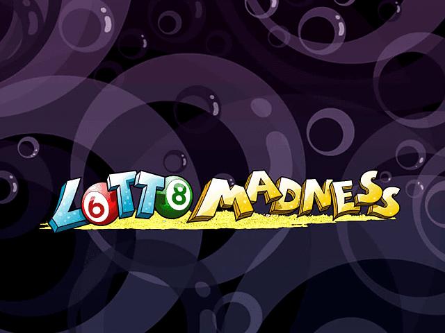В игровой автомат Lotto Madness играть бесплатно