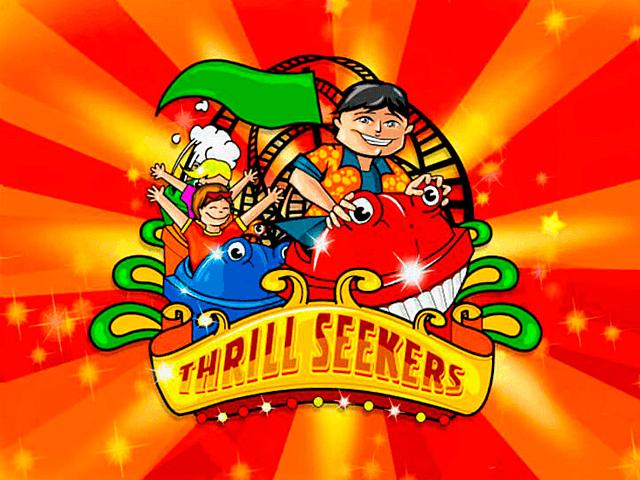 Игровой аппарат Thrill Seekers — играть бесплатно