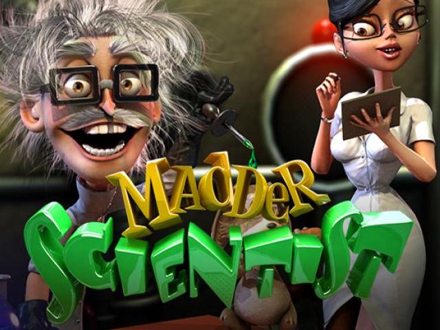 В игровой автомат Безумный Ученый играть онлайн