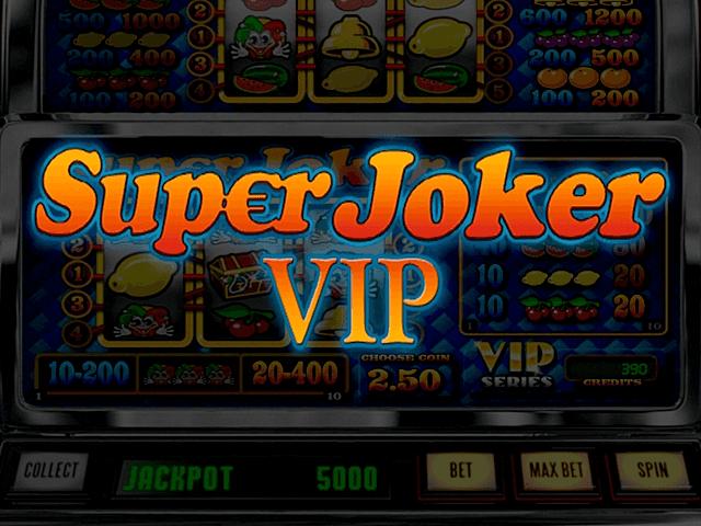 Super Joker VIP - казино GMSlots играть онлайн
